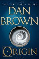 Dan Brown - Origin - Audio Book on CD