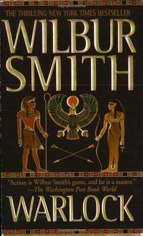 Wilbur Smith - Warlock - MP3 Audio Book on Disc