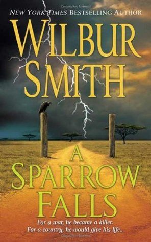 Wilbur Smith - A Sparrow falls - MP3 Audio Book on Disc