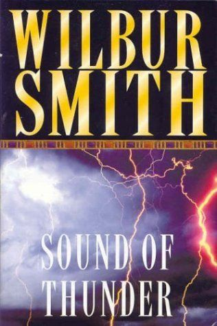 Wilbur Smith - The Sound of Thunder - MP3 Audio Book on Disc