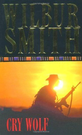 Wilbur Smith - Cry Wolf - MP3 Audio Book on Disc