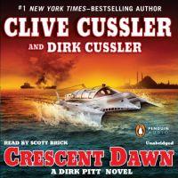Clive Cussler-Crescent Dawn-Audio Book on Disc