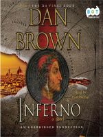 Inferno - By Dan Brown - Audio Book on DVD