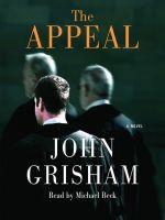 John Grisham - The Appeal - Audio Book on CD
