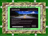 Garmin United Kingdom & Ireland Maps Download