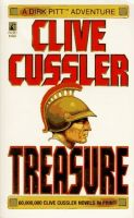 Clive Cussler-Treasure-Audio Book on Disc